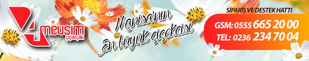 MANİSA ÇİÇEK
